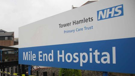 Mile End Hospital... where biggest-ever ever cancer screening is now under way. Picture: Mike Brooke