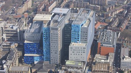 The Royal London Hospital in Whitechapel. Picture: Barts NHS Trust