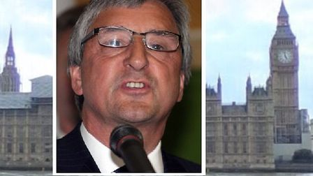 MP Jim Fitzpatrick's fury over no-deal Brexit crash out. Picture: Dan McCurry