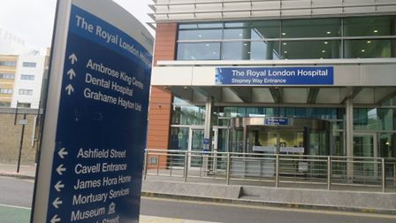 Hospitals told to prepare for Brexit with 'eligibility' checks on EU citizens before treatment. Pict