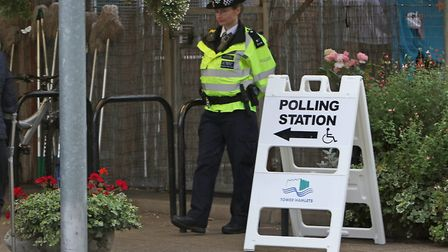 The council is reviewing polling station locations in Poplar and Limehouse and Bethnal Green and Bow