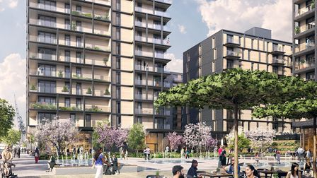What Mace developers want to replace Millwall's Westferry printworks. Picture: Mace