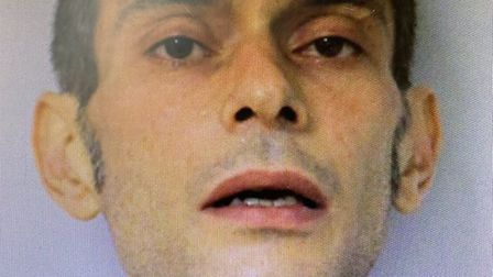 Police have launched an appeal to trace wanted man Mehidi Tahriri. Picture: MPS