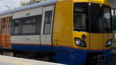 Are Overground trains skipping stops like Hackney Wick? Picture: TfL