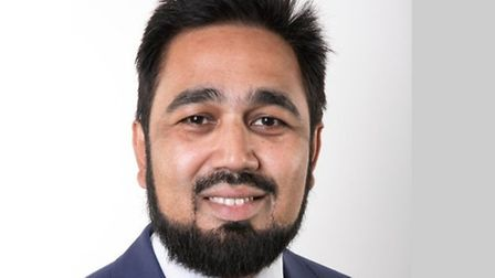 Muhammad Harun served just seven months as a councillor before being suspended. Picture: Tower Hamle