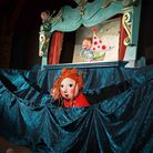Arthur's Dream Boat is coming to Limehouse's Half Moon Theatre. Picture: Long Nose Puppets