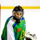 James Andrew stopped 44 of 50 shots in Lee Valley's narrow defeat in Streatham (Pic: Phil Hutchinson