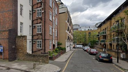 Cartwright Street where rogue landlord Pedro Tenajas dished out hooky rental licenses. Picture: Goog