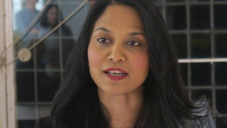 """Bethnal Green's MP Rushanara Ali... """"The government is missing a trick not supporting institutions l"""