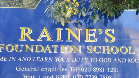 East End's oldest school, Raine's Foundation, established in 1719, now slapped with council closure