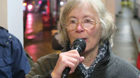 Community stalwart Sister Christine Frost says young people in Poplar need better training opportuni