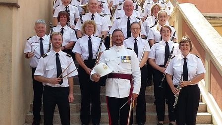 The Heroes Band is to perform in Wapping. Picture: The Heroes Band