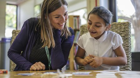 Bookmark charity now visits 27 London primary schools helping children improve their reading skills.