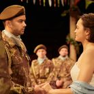 Much Ado About Nothing by Shakespeare at The Tobacco Factory is being performed in Wapping. Picture:
