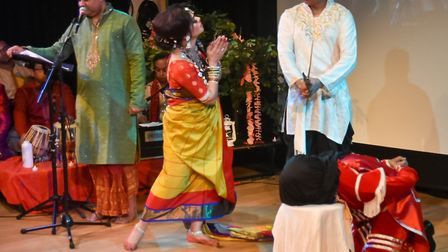 Bengal festival opening at Rich Mix arts venue. Picture: Ahmed Kaysher