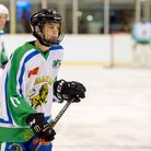18-year-old forward Charlie Nichols scored his first Lions goal against Invicta Mustangs (Pic: Phil