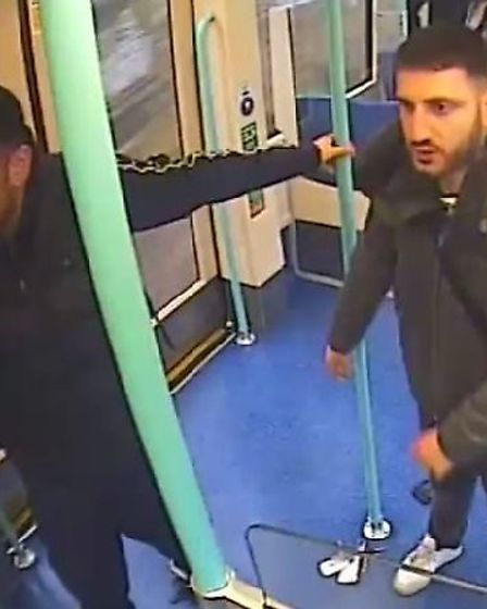 Anyone who recognises these men is asked to text 61016 or call 0800 405040 and quote reference numbe