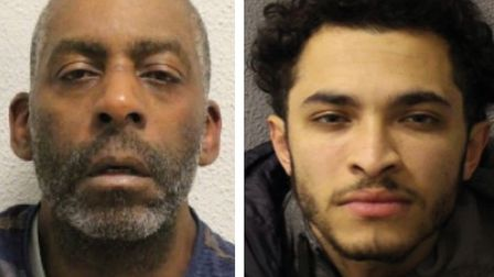 Kerol Farquharson (left) and Kerol Maqsood, both wanted for questioning. Picture: Met Police