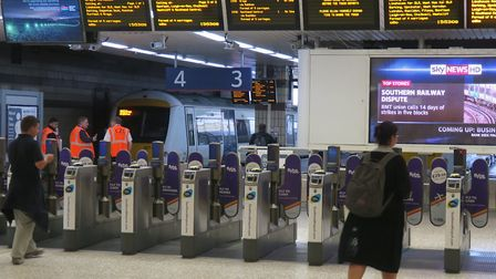 Engineering work to disrupt c2c services from Fenchurch Street ready for TfL's Barking Riverside ext