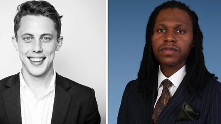Charlie Kennard has been awarded an MBE and Matthew Otubu has scooped a BEM in the New Year's Honour