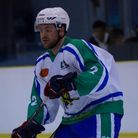 Vinnie Ferrara scored a goal and an assist as Lee Valley Lions lost in Bracknell (Pic: Tori Rigby)