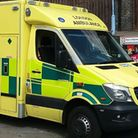 The London Ambulance Service was rated as Good in a recent CGC report. Picture: KEN MEARS