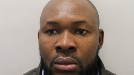 Peter Ogunsakin stole the phones from people in clubs and bars. Picture: Met Police