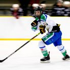 18-year-old Rowan Champney scored his first goal for the Lions in Sunday's defeat to Invicta (Pic: P