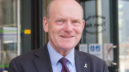 The new budget continues to protect services for residents according to Mayor John Biggs.