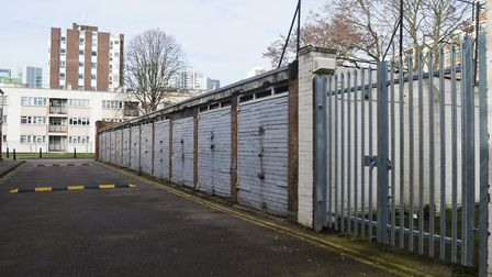 One of the suspected bogus companies was based in a compound behind Burslem Street, Shadwell. Pictur