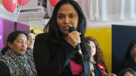 Rushanara Ali, MP for Bethnal Green and Bow. Picture: Mike Brooke