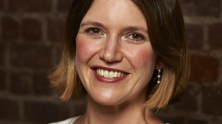 Susannah Hardyman, founder and chief exec of not for profit Action Tutoring based in Wapping. Pictur