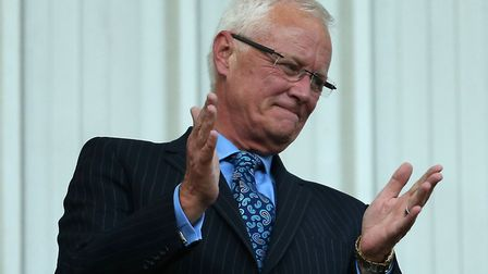 Former Leyton Orient chairman Barry Hearn (pic: Stephen Pond/PA)