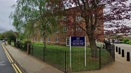 The Hawthorn Green care home in Stepney. Picture: LDRS