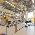 Quadrum Institute Norwich NHS where scientists are currently working on a vaccine for coronavirus. P