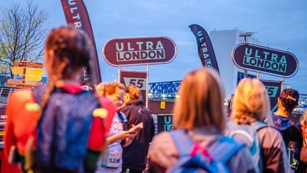 End of the line... Ultra London event launched in 2019 is scrapped this year because of pandemic. Pi
