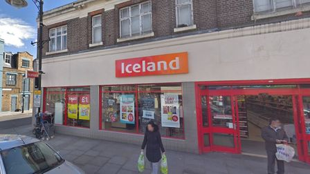 Cllr Rabina Khan wants Iceland stores like this one in Roman Road to be part of a government scheme