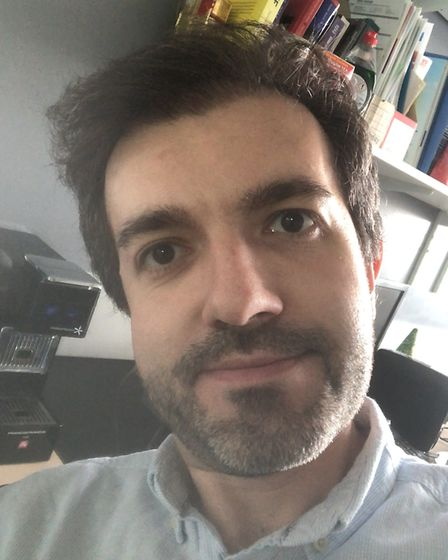 Infectious diseases consultant, Dr Simon Tiberi, is principal investigator for RECOVERY at Barts Hea