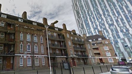 So close to the City... tempting to rent out your council flat as a holiday let. Picture: Google
