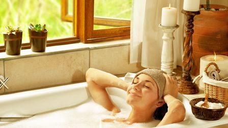 Find everything your loved one needs to create a relaxing home spa experience. Picture: Getty Images