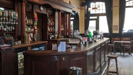 Approach Tavern ready to open... Picture: Remarkable Pubs