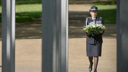 """Met Police commissioner Cressida Dicks... """"We remember the 52 who lost their lives in those terrible"""