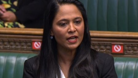 """Rushanara Ali... """"Minister should sort out rottenness at the heart of his housing department."""" Pictu"""