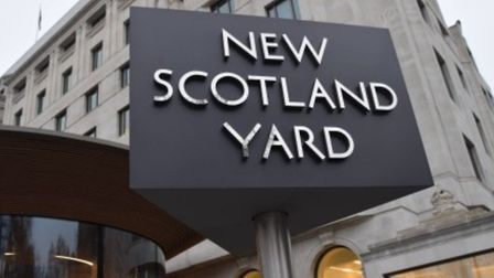 Scotland Yard charge east London man, 27, with 'preparation of terrorism'. Picture: Met Police
