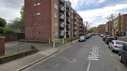 Police were called to reports of youths fighting in Wellesley Street. Picture: Google Maps
