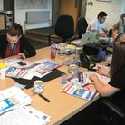 Quids In drop-in centres run workshops on how to manage low incomes. Picture: Quids In