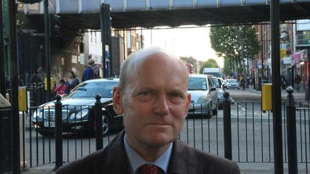 Mayor John Biggs... backs Brown's alliance campaign to prioritise economic recovery out of pandemic