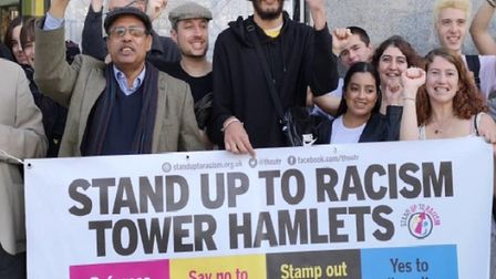 'Welcome refugees' Saturday rally planned at Whitechapel's Altab Ali Park. Picture: Stand Up to Raci