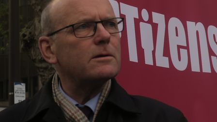 """Mayor Biggs... concerned about """"the rhetoric on refugees from this government and its 'hostile envir"""