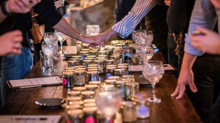 Shoreditch gin school reopens for wannabe distillers on October 2. Picture: 58 Gin